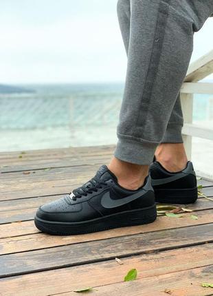 Мужские кроссовки с мехом ◈ nike air force ◈ 😍