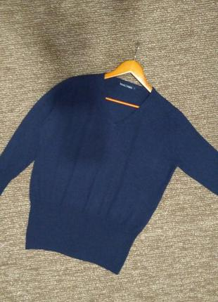 Мягкий уютный теплый свитер woolovers 70 % шерсть 30% кашемир!!!
