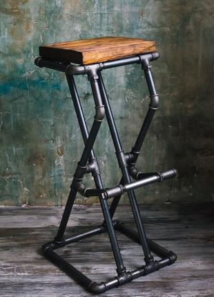 Мебель из метала на заказ в стиле Лофт