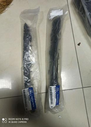 86613A5000 86614A5000 кронштейн бампера заднего Hyundai Elantra