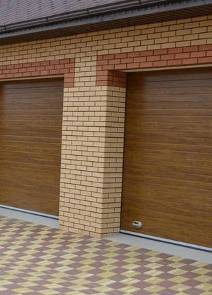 Ворота гаражні