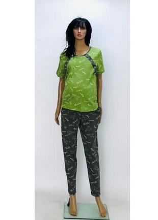 Домашний костюм-пижама для беременных и кормящих