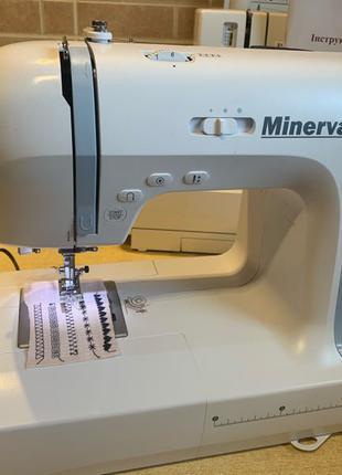 швейная машинка Минерва 197
