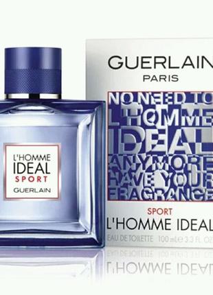 L'Homme Ideal Sport Мужской парфюм 100мл