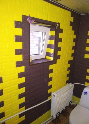 3д панели для стен самоклеющиеся. Декор дома 3д панели