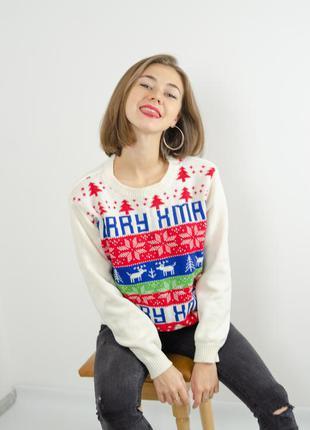 Select праздничный свитер, новогодний джемпер, кофта к новому ...