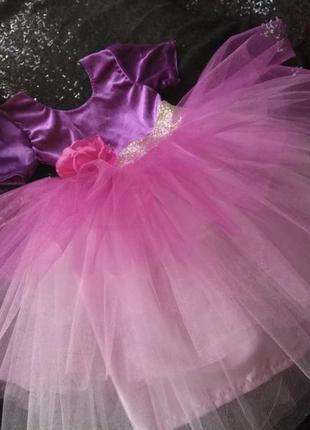 Платье цветочек весна дюймовочка фея