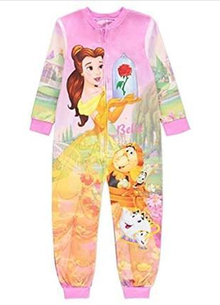 Человечек слип пижама кигуруми принцесса