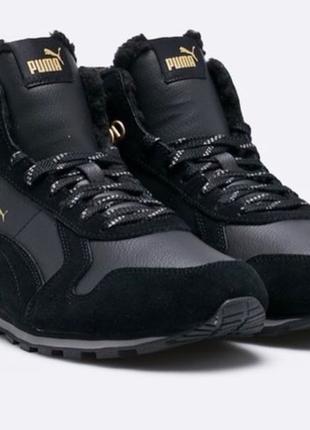 Мужские зимние ботинки Puma оригинал