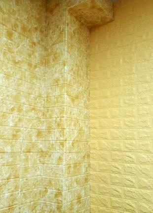 Самоклеющиеся 3д панели. Декор стен. 3д панели