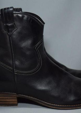 Momino ботинки ботильоны полусапоги женские кожаные. италия. о...