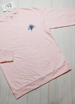 Розовый свитшот cheap monday