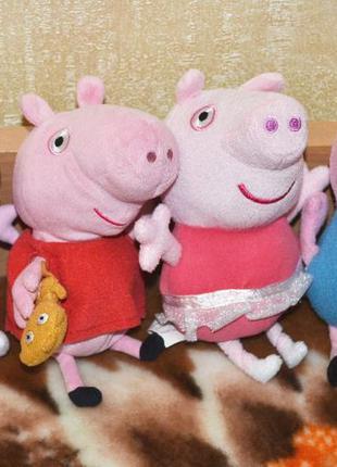 Маленькие свинки пеппа peppa pig