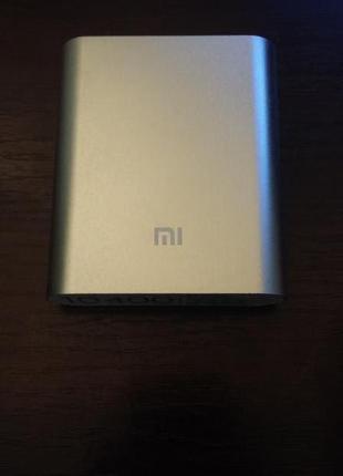 Power Bank Xiaomi Павербанк Повербанк 10400 mAh