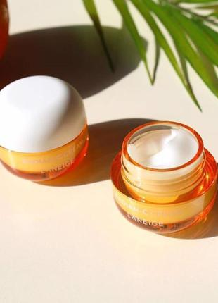 Крем антиоксидант с витамином с laneige radian-c cream