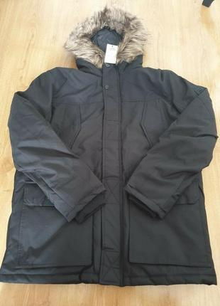 Мужская зимняя куртка парка jack jones оригинал