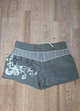 Легкие шорты 32-34