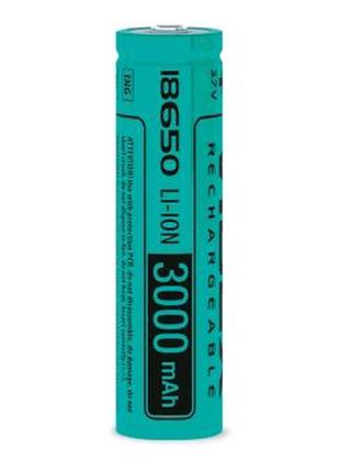 Акумулятори літій-іонні Модель: 18650 (без захисту)3000mAh