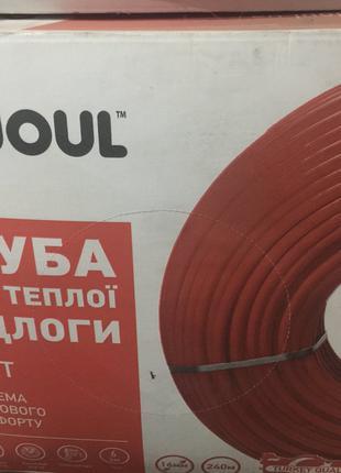 Труба DJOUL тёплый пол PE-RT