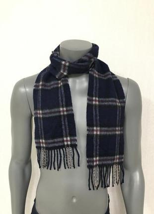 Шерстяной шарф edinburgh