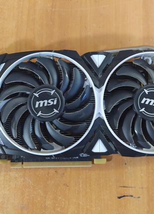 Игровая MSI Radeon RX 570 DDR5 ARMOR OC 4 gb 256 bit