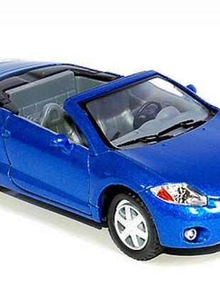 Mitsubishi митсубиси,кабриолет,машинка металл.