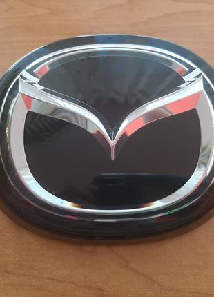 Mazda 3 2020 логотип под радар