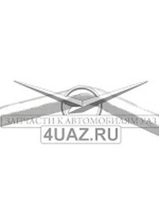 Резонатор с выхлопной трубой ГАЗ 3303,3909 (пр-во г.Баксан)