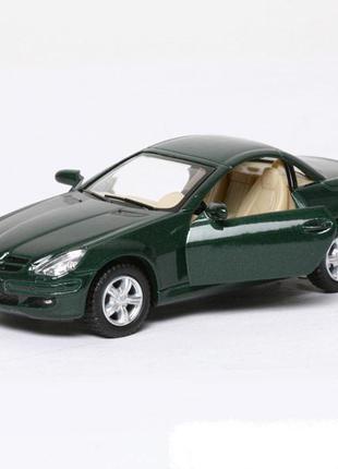 Mercedes-Benz SLK,CL500 мерседес машинка металл.