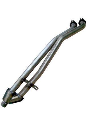 Труба приемная ГАЗ 3302 (дв.4061.10) (пр-во ГАЗ) 3302-1203010