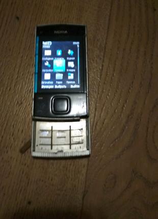 Телефон Nokia x3-00