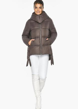 Стильная зимняя куртка braggart, пуховик, воздуховик