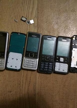 Телефоны Nokia 6300 одним лотом
