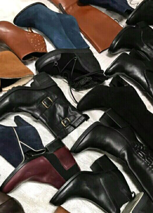 Сток обуви с скада