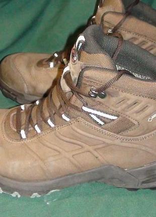 Mammut gore-tex- шкіряні трекінгові черевики. р- 41 1/3.