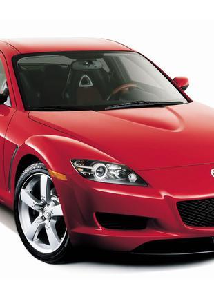 Mazda RX-8 мазда машинка металл.
