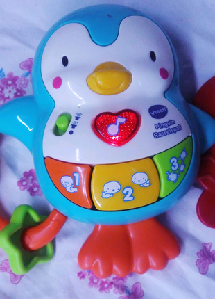 "Развивающая игрушка VTech ""Pinguin Rasselspaß"". Оригинал!"
