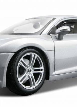 AUDI R8 ауди машинка металл.