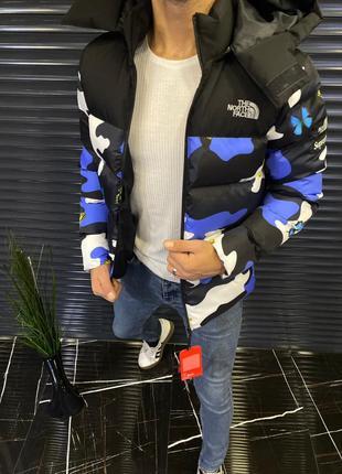 Куртка мужская зима TNF