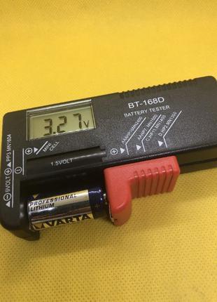 Тестер для батарей и аккумуляторов