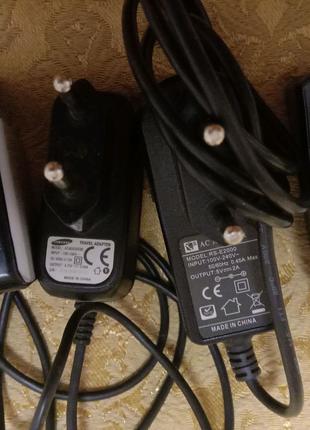 Зарядные и соединители под ремонт.