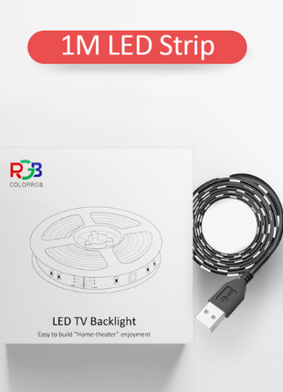 ColorRGB фоновая светодиодная подсветка LED TV Backlight 1м