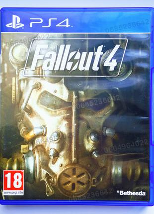 FALLOUT 4 PS4 playstation 4 диск