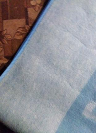 Новое 2 х спальное одеяло верблюжье