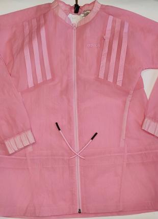 Куртка женская спортивная Adidas.