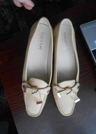Туфли-мокасины  geox