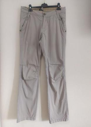 Летние мужские брюки штаны с карманами хлопок