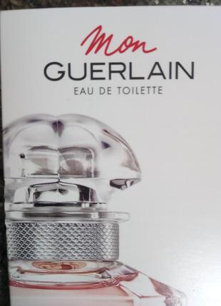 Туалетная вода mon guerlain (пробник)