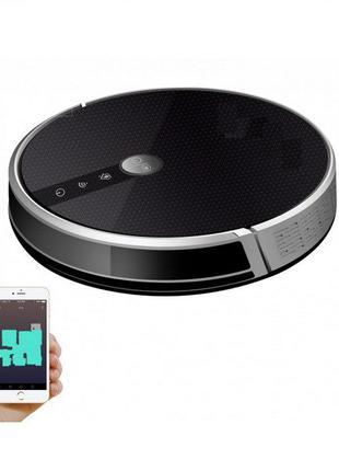 Робот Пылесос сух влажная уборка Liectroux C30B WIFI App 2020г...