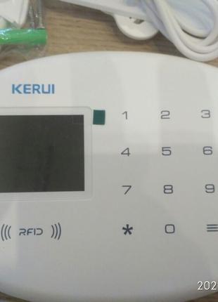 Сигнализация KERUI W20 для дома квартиры или гаража